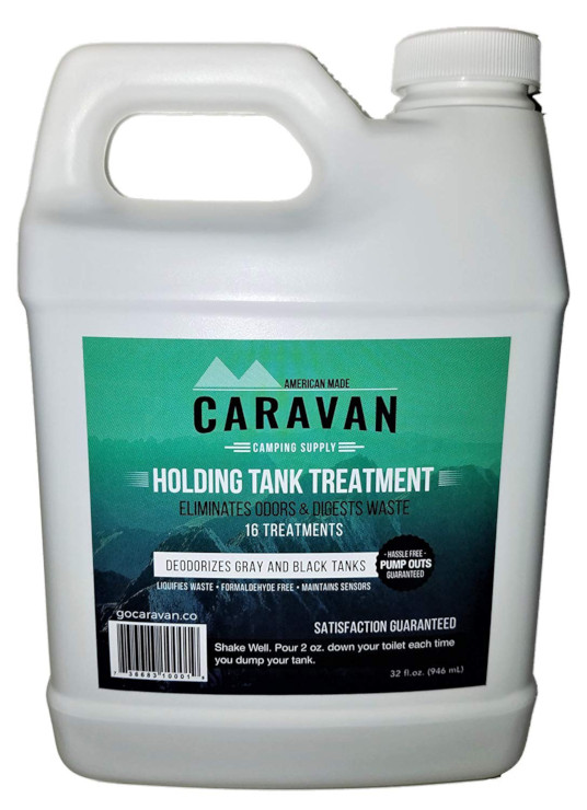 Best RV Holding Tank Treatment