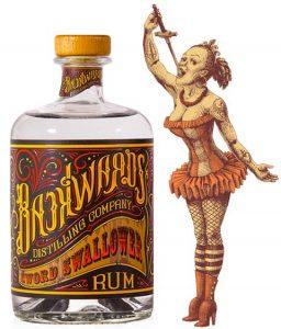 backwards rum