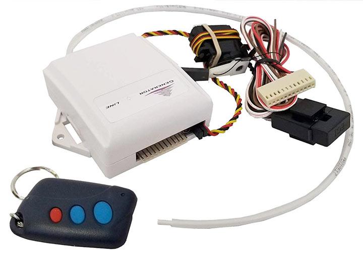 Remote Generator Starter