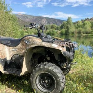 Vickers Ranch Grizzly ATV Workamping