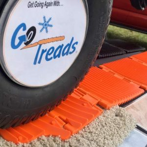Go Treads at RMOR