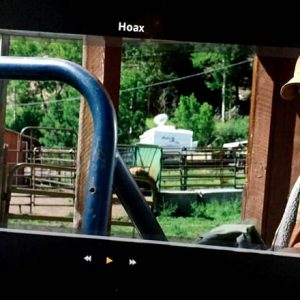 Hoax The Movie filmed at Vickers Ranch
