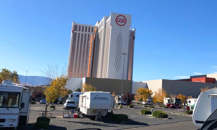 WWVC at Grand Sierra Resort, Reno
