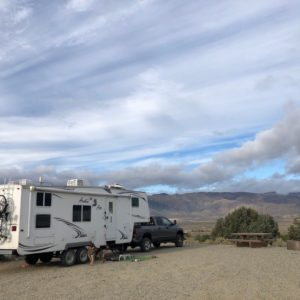 Fort Sage OHV Boondocking