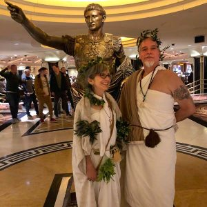 2019 Las Vegas Halloween Toga Party