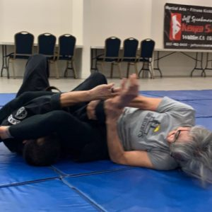 best RVer self-defense tip