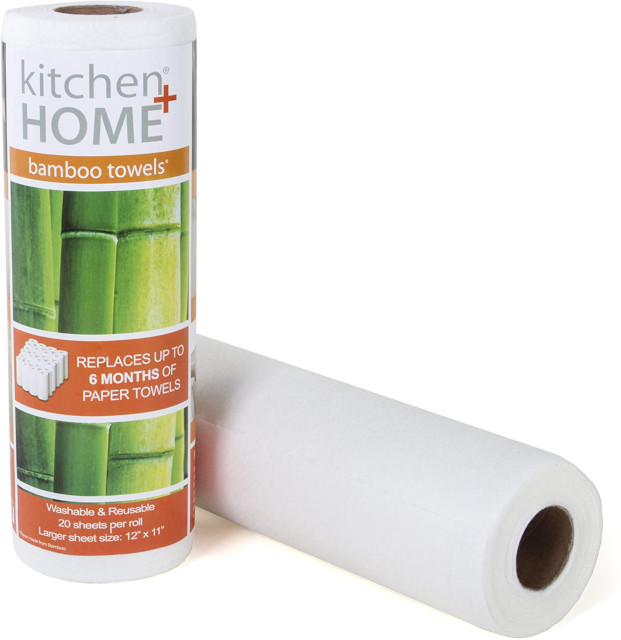 reusable bamboo paper towels for RVers