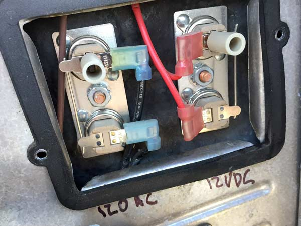 how to troubleshoot  fix rv water heater electrical problem