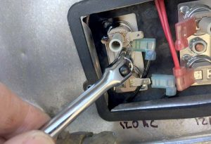 rv water heater repair