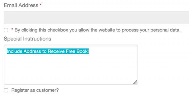 get free book