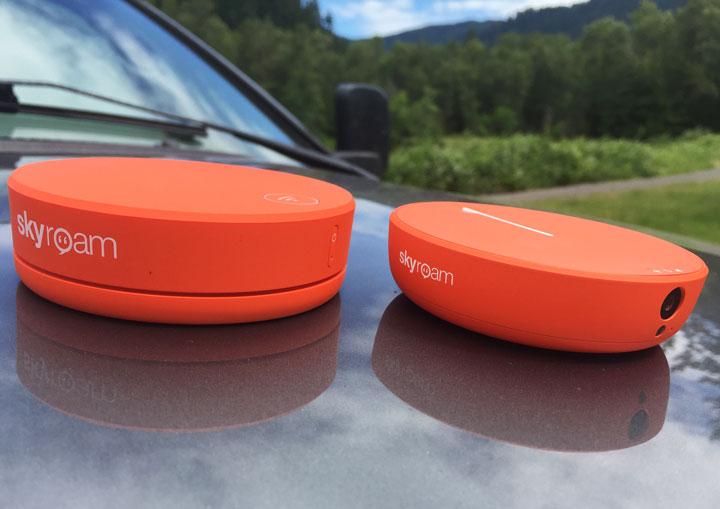 skyroam wifi hotspots