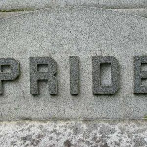 pride is dead