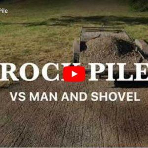 rock pile video