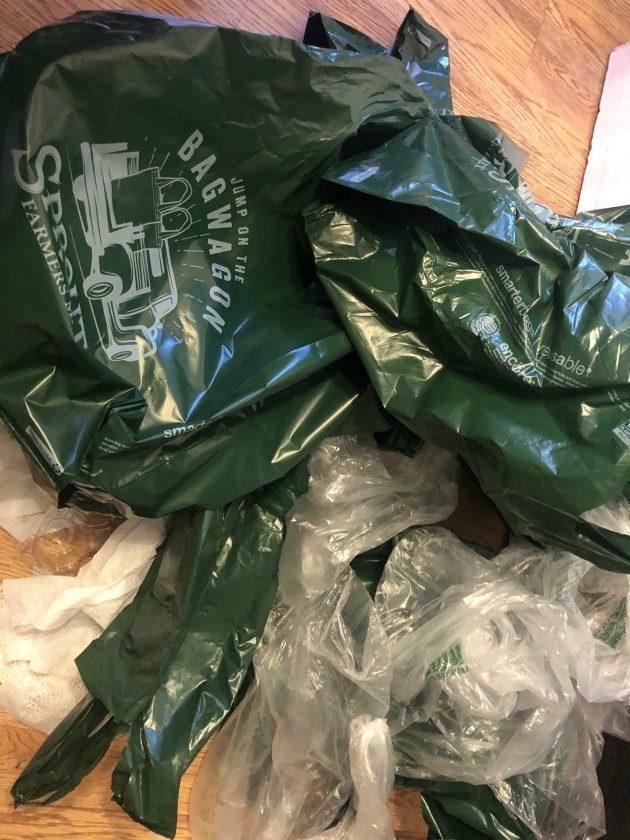 Instacart Plastic Waste
