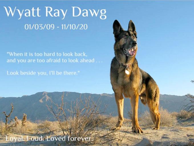 wyatt ray dawg