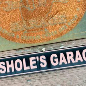 asshole garage