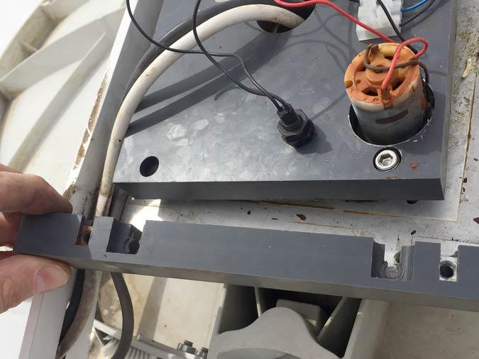 fix satellite dish skew