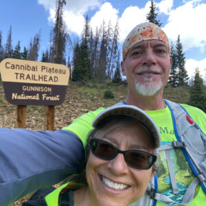 Running Cannibal Plateau CO