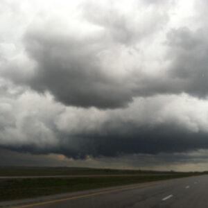 Nebraska wall cloud tornado warning