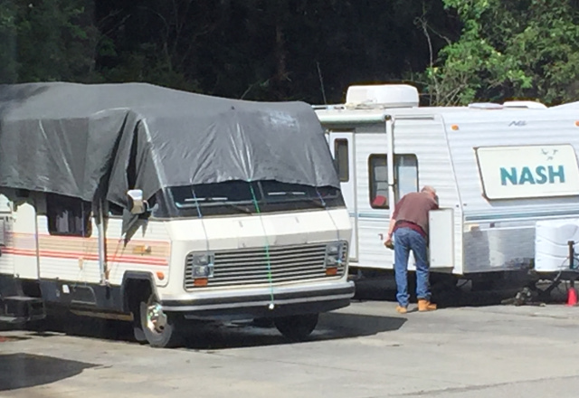 California's Crowded RV Parks Reality Check