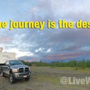 Boondocking-near-Braeburn-Yukon