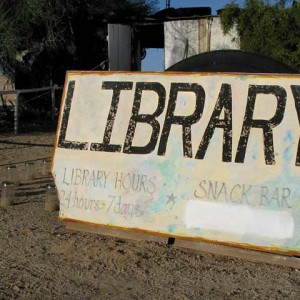 Slab-City-Lizard-Tree-Library-Sign